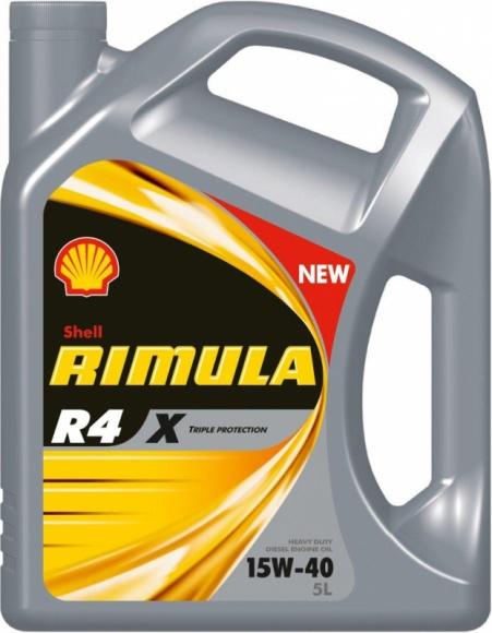 Nowy olej Shell do pojazdów ciężarowych