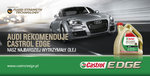 Druga odsłona kampanii Castrol EDGE z rekomendacją wiodących producentów aut