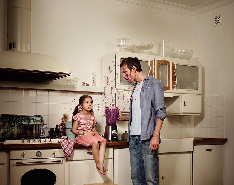 Poradnik dla mężczyzn, co zrobić gdy żona choruje i trzeba zająć się domem i dziećmi