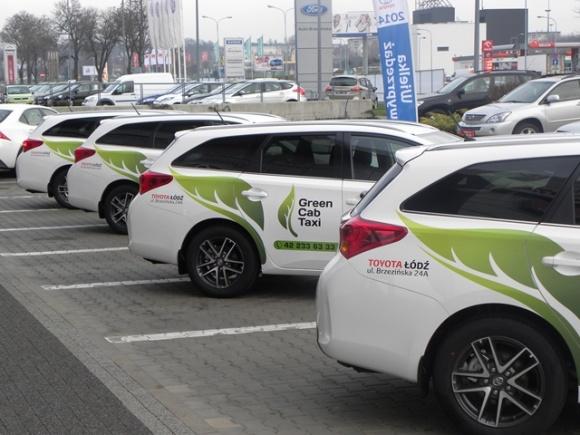 Polska Sieć Taxi rozpoczęła współpracę z Green Cab Taxi