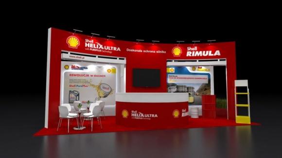 Nowości olejowe Shell na 15. targach Inter Cars