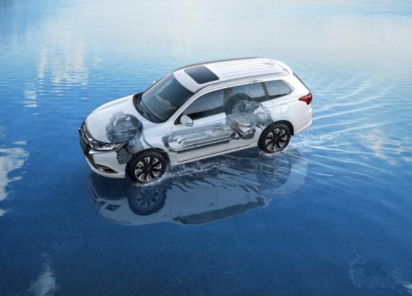 Mitsubishi Outlander PHEV 50 000 egzemplarzy w Europie
