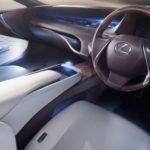 Rozszerzona rzeczywistość wkrótce w modelach Lexusa?