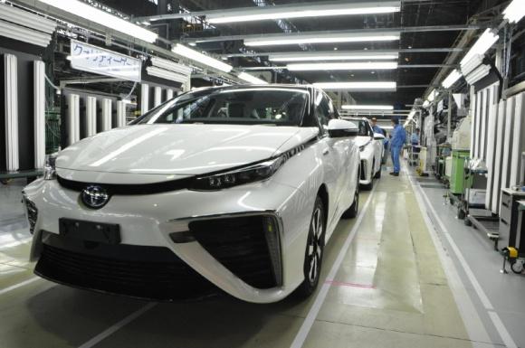 Mniejsza Toyota Mirai przed Olimpiadą w Tokio w 2020?