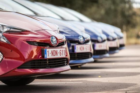 Do 2020 roku hybrydy będą stanowić 50 procent sprzedaży Toyoty w Europie