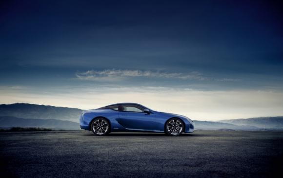 Od spektakularnego modelu LFA po nowe coupe: LC 500