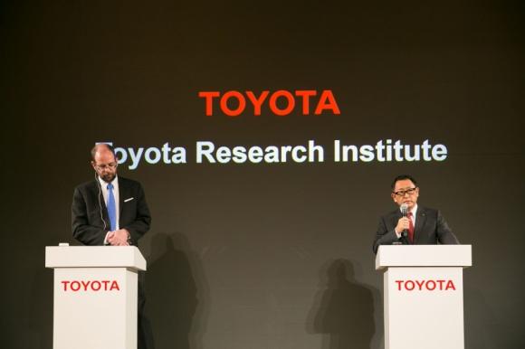Toyota jedną z najmądrzejszych firm wg MIT Technology Review