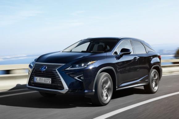 """Samochody Lexus w czołówce rankingu magazynu """"Which?"""""""