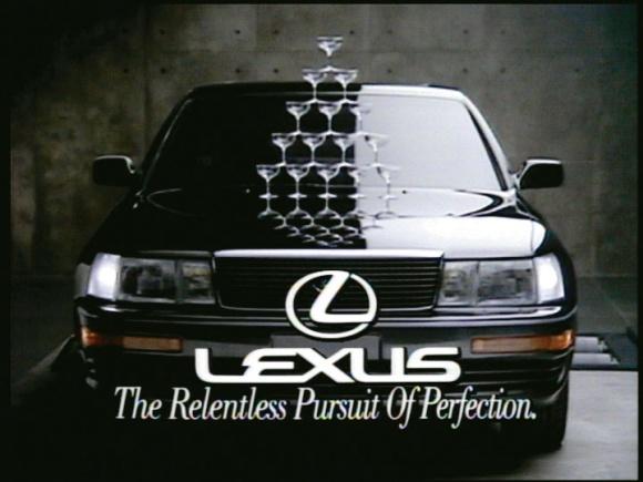 Historia technicznych i projektowych innowacji. Historia Lexusa – część I.