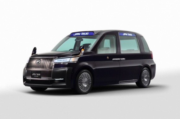 Toyota pomoże stworzyć taksówkę przyszłości