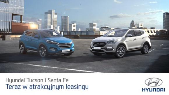 Hyundai rozpoczął promocję rodziny SUVów