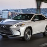 Lexus RX zwycięzcą pierwszego rankingu Ward's 10 Best User Experiences