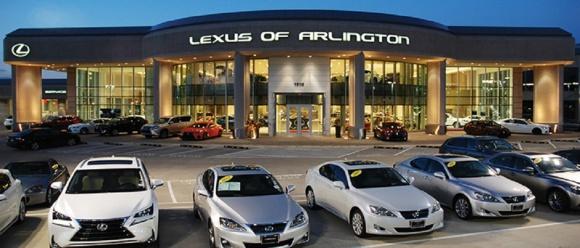 Za drzwiami największego dealera Lexusa na świecie