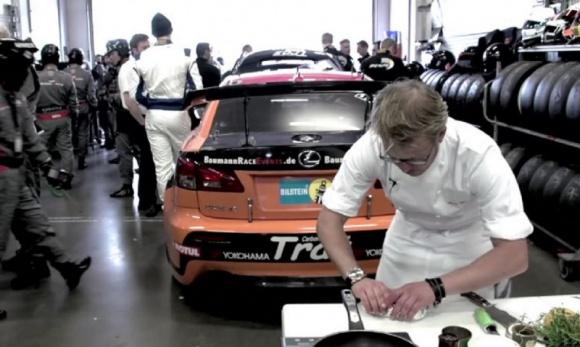 Jak przyrządzić perfekcyjnego steka według Lexusa?
