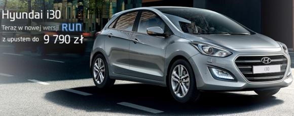 Hyundai rozpoczął komunikację modelu i30