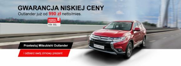 Korzystny Business Contract z Mitsubishi
