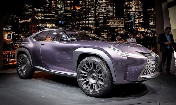 Lexus&Goodyear – tak należy projektować przyszłość motoryzacji