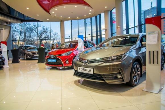 Toyota Romanowski – nowy salon w Krakowie