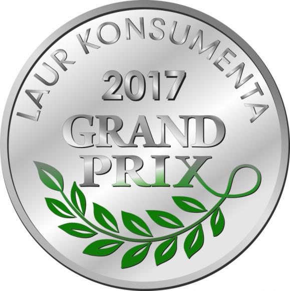 Shell Helix z Laurem Konsumenta Grand Prix 2017