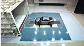 Jak wieje w tunelu aerodynamicznym Lexusa?