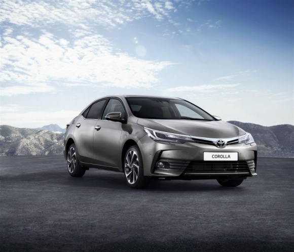 Toyota Corolla światowym bestsellerem po raz 13. z rzędu