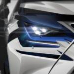 Nowy Lexus NX zadebiutuje w Szanghaju