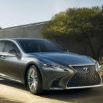 Lexus ponownie najlepszy w rankingu J.D. Power