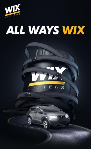 WIX Filters rusza z międzynarodową kampanią realizowaną przez CU i SalesTube