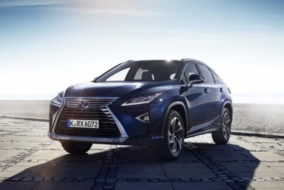 Więcej aluminium dla Lexusa