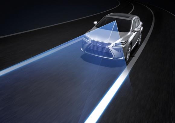 Apple użyje Lexusów RX 450h w badaniach nad pojazdami autonomicznymi