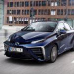 Testy wodorowej Toyoty Mirai w Chinach