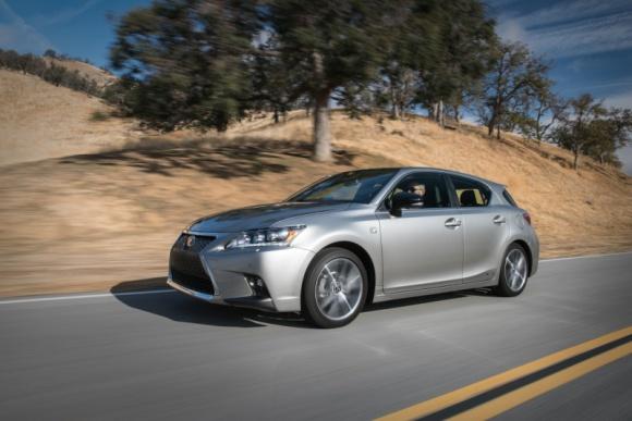 Nowy Lexus CT jeszcze w tym roku?