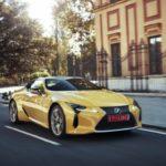 Lexus LC już w tym miesiącu u dealerów w USA