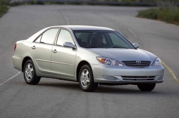 Toyota Camry numerem 1 w USA już od 15 lat