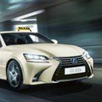Lexus GS 300h taksówką roku w Niemczech