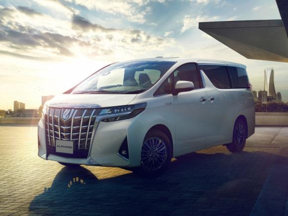 Lexus stworzy luksusowego minivana?