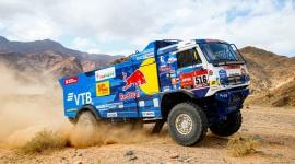Zespół KAMAZ-master zdominował Rajd Dakar 2020 na standardowych oponach Goodyear BIZNES, Motoryzacja - Po dwunastu trudnych etapach zespół KAMAZ-master zajął pierwsze i drugie miejsce w klasyfikacji ogólnej i po raz siedemnasty zwyciężył w słynnym Rajdzie Dakar 2020. To kolejny fantastyczny sukces dla załogi i Goodyear jako oficjalnego partnera oponiarskiego.