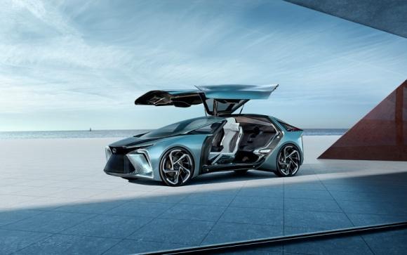 Goodyear i Lexus kształtują przyszłość elektrycznej mobilności