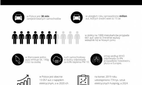 Wyższe mandaty za parkowanie i akcyza za stare auta. A może jeden dzień bez samo