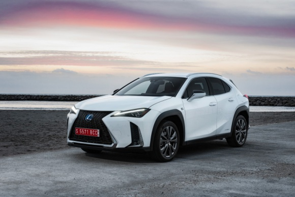 Lexus ogłoszony najbardziej niezawodną marką