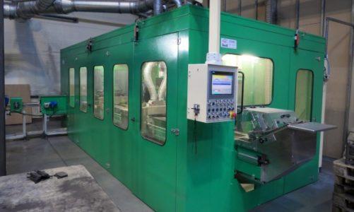 Steinhof unowocześnia linie produkcyjne do wytwarzania klocków hamulcowych