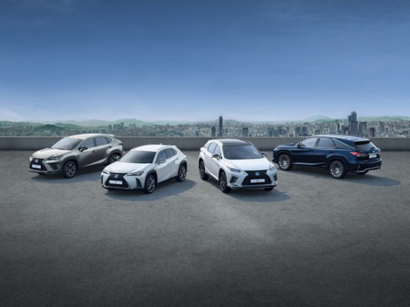 Rekordzista Lexusa. To najpopularniejszy model marki w Europie