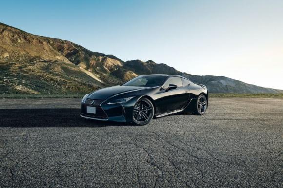 Japończykom spodobała się nowa wersja Lexusa LC. Wszystkie egzemplarze sprzedane