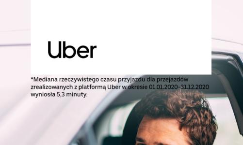 Dokąd teraz? – Uber wystartował z nową kampanią – promującą aplikację do podróżowania