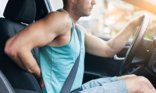 Samochodem na wakacje, czyli jak dbać o kręgosłup podczas długiej podróży?